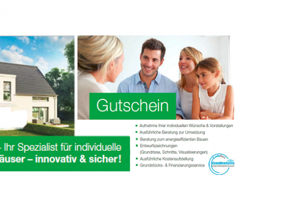 HELMA Eigenheimbau – Offenes Drop-In-Angebot am 04. + 05.11.2017