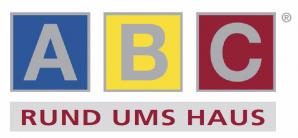 ABC Rund ums Haus