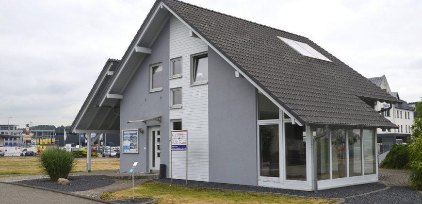 Musterhaus – Schäfer Fertighaus