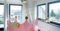 Schwörer-Musterhaus in Mülheim-Kärlich – Urban und gemütlich