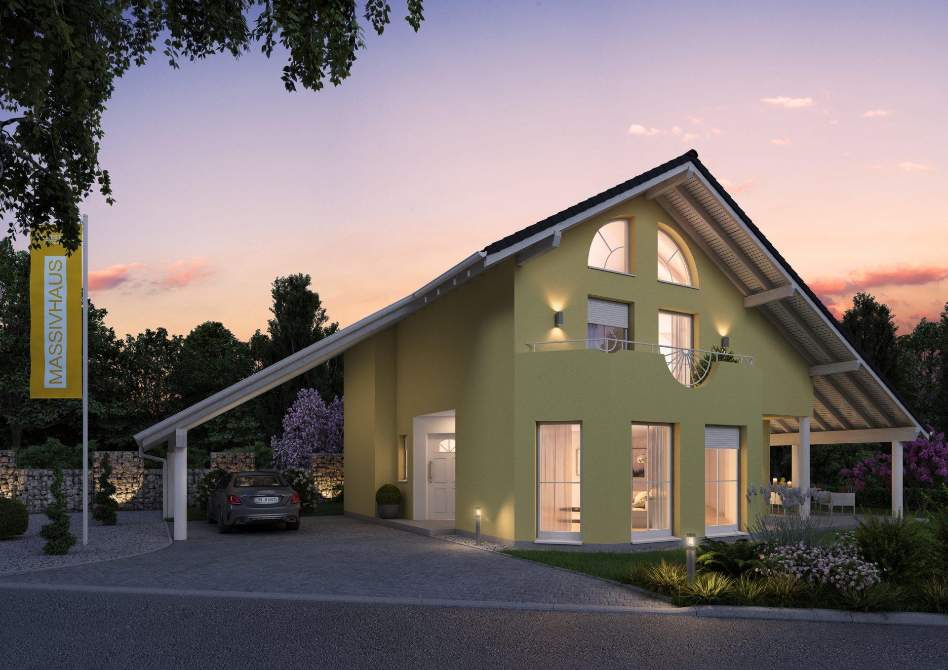 Musterhaus Mülheim-Kärlich, 135 qm
